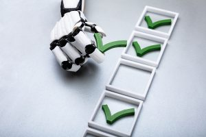 Robocloud can provide a full robot audit trail