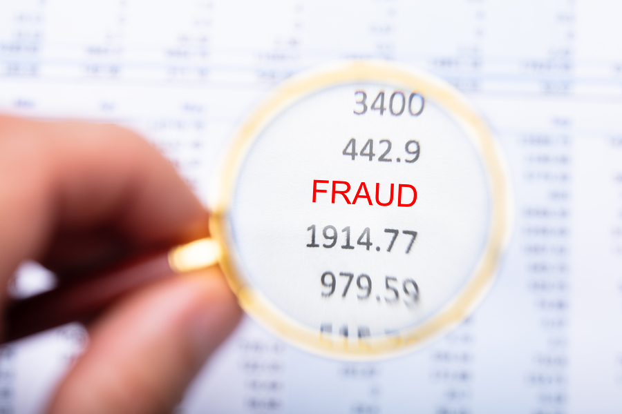 Robotic Process Automation can be used to automatically reconcile your statments to spot duplication invoices and fraud