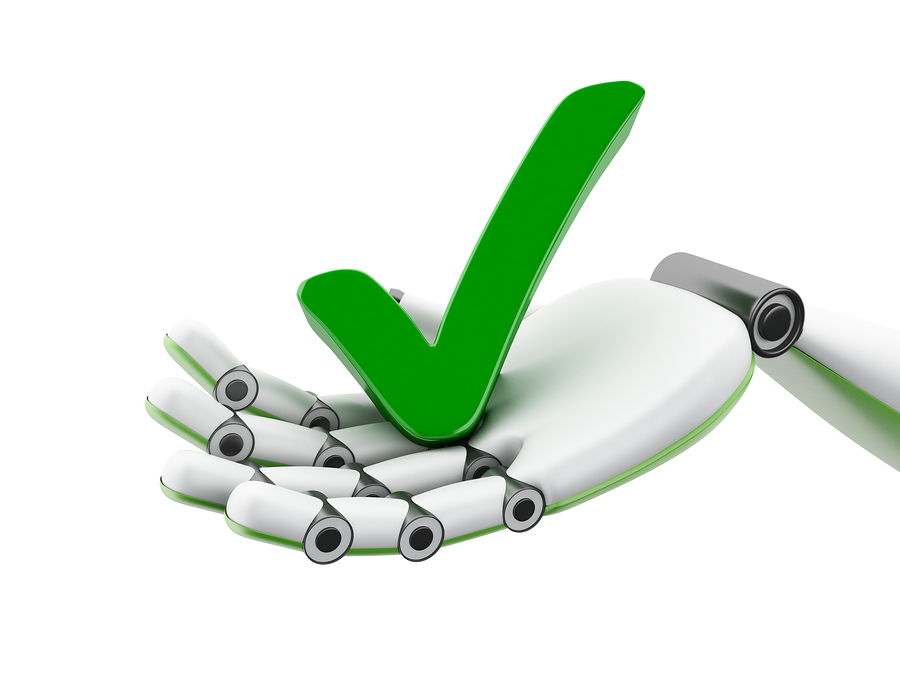 Automated Data Validation RPA